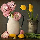 Vintage Vases by NancyMorgantini