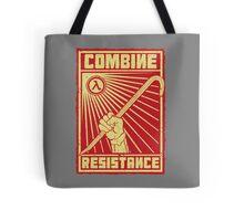 Combine Resistance Tote Bag