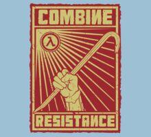 Combine Resistance One Piece - Short Sleeve