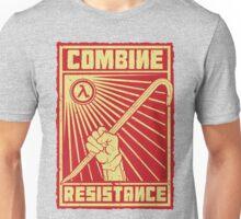 Combine Resistance Unisex T-Shirt