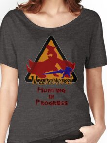 Hunting in progress Women's Relaxed Fit T-Shirt