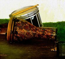 Tankard and Drums by RC deWinter