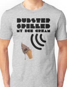 Dubstep Spilled My Icecream - Chocolate Unisex T-Shirt