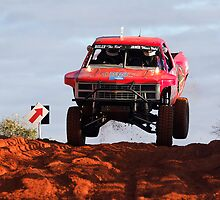 Car 441 - Finke 2011 Day 1 by Centralian Images