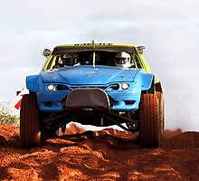 Car 482 - Finke 2011 Day 1 by Centralian Images