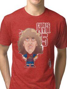 Carles Puyol Tri-blend T-Shirt