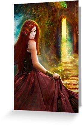 When Inspiration Knocks - card by Aimee Stewart