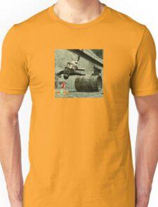 Metal gear solid t shirt funny gamer shirt Unisex T-Shirt
