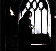 I read you - Severus Snape Secret by scatharis