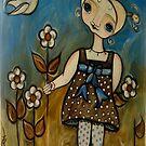 LIL SAM by Barbara Cannon  ART.. AKA Barbieville