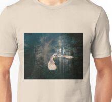 owl at midnight Unisex T-Shirt