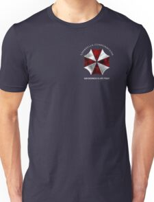 Resident Evil Umbrella corporation design Unisex T-Shirt