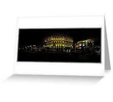 Hôtel du Louvre (Art Card) Greeting Card