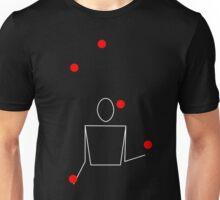 JugglingLab (Black) Unisex T-Shirt