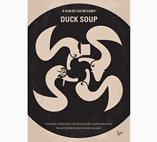 No370 My Duck Soup minimal movie poster Unisex T-Shirt