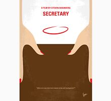 No371 My Secretary minimal movie poster Unisex T-Shirt