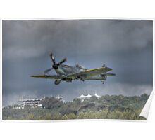 Supermarine Spitfire Mk LF XVIe TE311 Poster
