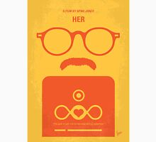 No372 My HER minimal movie poster Unisex T-Shirt
