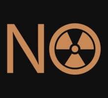 No to Nuclear Power by SymbolGrafix