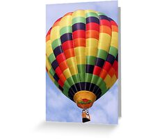 Love the Color! Greeting Card