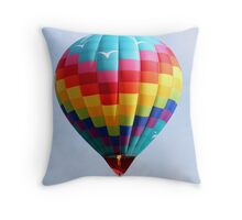 On the Breeze Throw Pillow