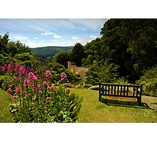 Selworthy, A Time to Reflect, Exmoor Photographic Print