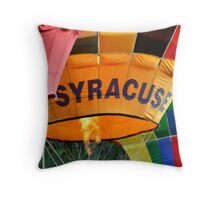 Hometown!! Throw Pillow