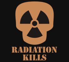 Radiation Kills by SymbolGrafix