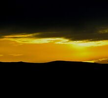 Ross-shire Sunset by Rhanich