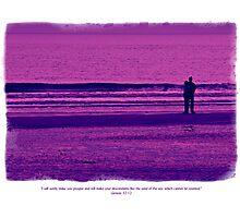 Genesis 32 v 12 Photographic Print