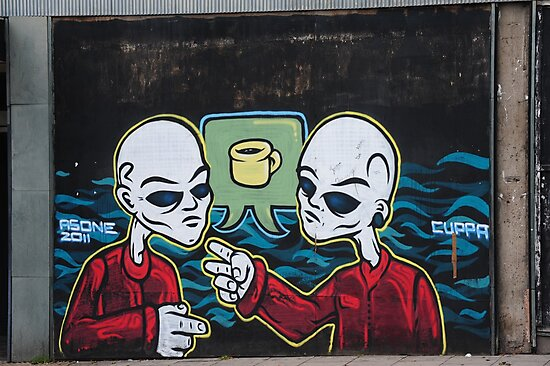 Does anyone fancy a cuppa? by James1980
