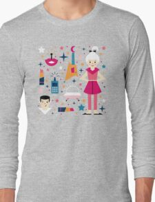 Judy Jetson Long Sleeve T-Shirt