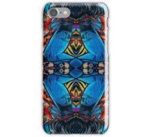 Kali in Neon iPhone Case/Skin