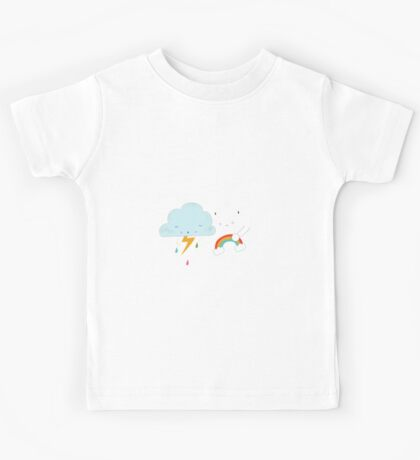 Get well soon little cloud Kids Tee