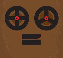 No380 My The Evil Dead minimal movie poster by JinYong