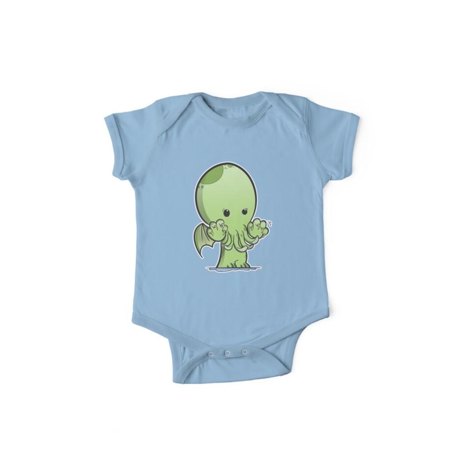 Baby Cthulhu  by Josh Bruce