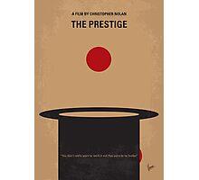 No381 My The Prestige minimal movie poster Photographic Print