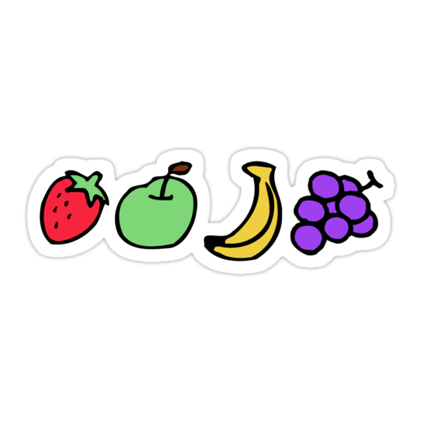 """Fruity"" T Shirt & Hoodie by YellowCanProd"
