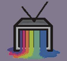 TVs Pollution Kids Clothes