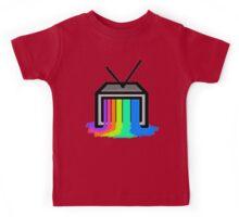 TVs Pollution Kids Tee