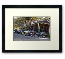 St Andrews Pub Framed Print