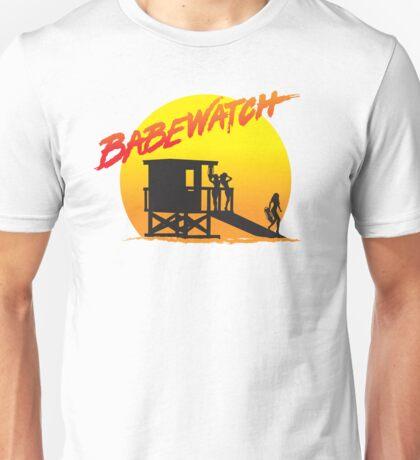 Babewatch (Baywatch) Unisex T-Shirt