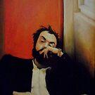 Stanley Kubrick by Conrad Stryker