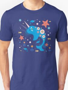 Narwhal & Babies Unisex T-Shirt