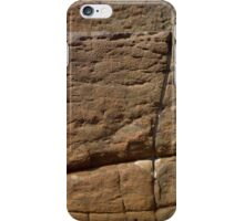 Rocks at the Giant's Causeway, Northern Ireland iPhone Case/Skin
