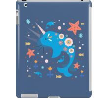 Narwhal & Babies iPad Case/Skin