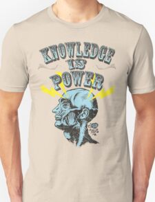 Knowledge is Power T-Shirt