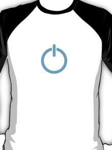 Power Up! - Blue T-Shirt