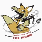 Original Fox Hound T-Shirt by Robotor