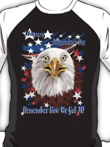 Grand Ol' Eagle-Independence Day T-Shirt